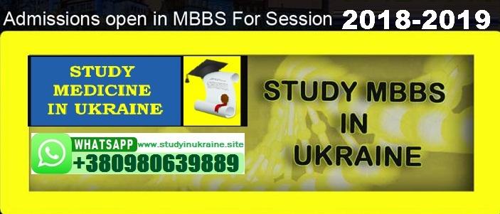 Study Medicine in Ukraine | Mbbs in Ukraine | Study MD BDS MSC